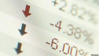 Bolsa de valores (foto: Thinkstock)