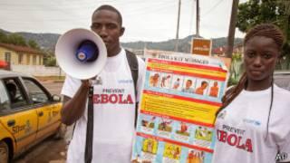 Des équipes passeront dans les maisons pour indentifier les nouveaux cas d'Ebola