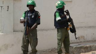 قوات الاتحاد الأفريقي في الصومال