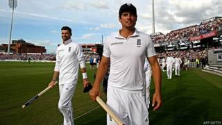 इंग्लैंड के कप्तान कुक