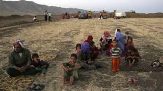 Mabiya addinin Yazidi a Iraki