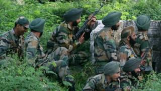 कश्मीर में बीएसएफ़