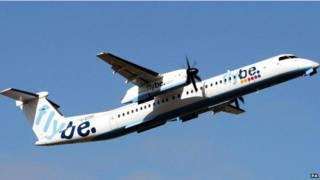 Самолёт Flybe