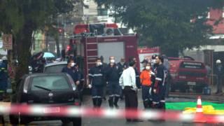 Acidente com avião que matou Eduardo Campos (AFP/ Getty)