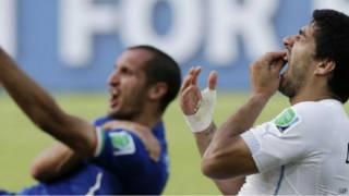 المحكمة الرياضية تؤيد إيقاف سواريز وتسمح له بالتدريب