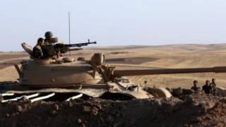 Umuduga w'ingwano w'abasirikare b'aba Kurde