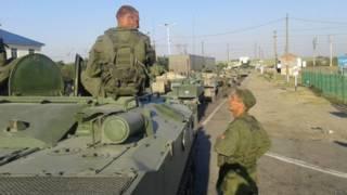Российская бронетехника