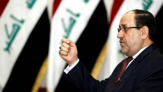 Nuri al-Maliki, waziri mkuu wa zamani wa Iraq