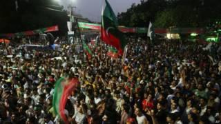 पाकिस्तान में राजनीतिक गतिरोध