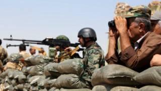 Dakarun Kurdawan Iraki