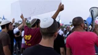 इसराइल में प्रदर्शन