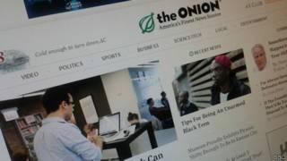 Сайт Onion