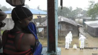 Ébola, Liberia