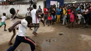 Libéria (Getty)