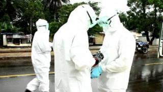 Yaki da Ebola a Liberia