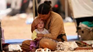 پناهنده عراقی