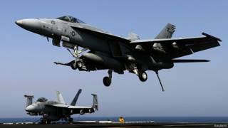 अमरीकी हवाई हमले