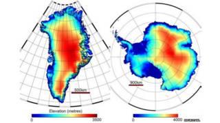 ذوبان الجليد تضاعف في غرينلاند في السنوات الأخيرة