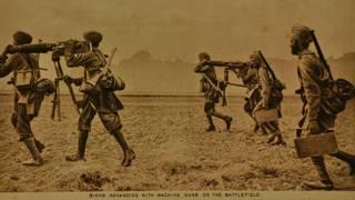 प्रथम विश्व युद्ध में पंजाब के सैनिक