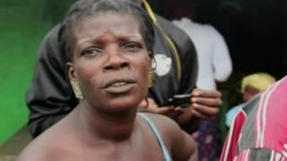 Abarwayi ba Ebola