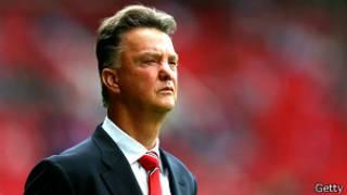 Louis van Gaal amaze igihe gito atoza Manchester United