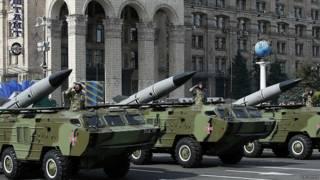 यूक्रेन की सैन्य परेड