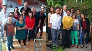 Equipes da BBC Brasil em Londres e São Paulo