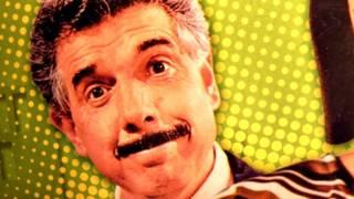 Rubén Aguirre, actor que interpretó al Profesor Jirafales. Foto: BBC