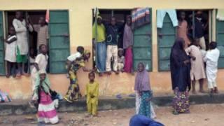 'Yan gudun hijira na Nijeriya