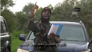 Shugaban kungiyar Boko Haram Abubakar Shekau.