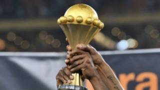 Afcon Draw