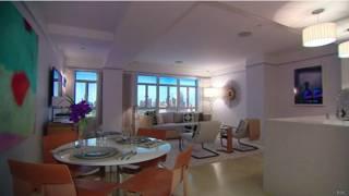 Apartamento de lujo en Manhattan.