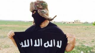 "Боевик ""Исламского государства"""