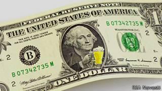 Банкнота в один доллар США