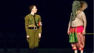 गणेश वायमार जर्मनी नाटक
