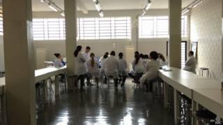 Turma do curso de enfermagem do Pronatec (Foto BBC)