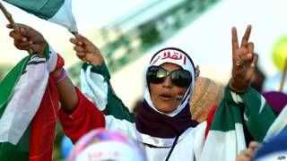 पाकिस्तान में सरकार विरोधी प्रदर्शन