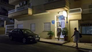 Отель в Малаге, где скрывалась семья Кинг