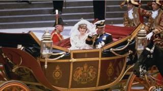 प्रिंस चार्ल्स और राजकुमारी डायना