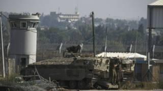 جنود إسرائيليون في الجولان