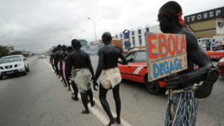 Ebola Strike