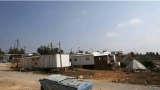 Еврейское поселение на Западном берегу