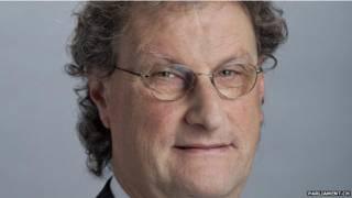 格里•米勒今年53歲,是綠黨議員