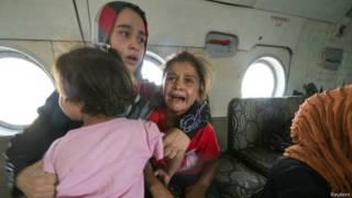 Иракские дети