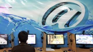 Интернет кафе в Тегеране