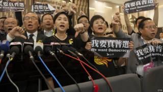 香港民主党