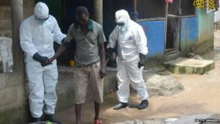इबोला संक्रमण