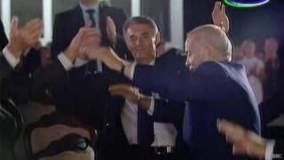 Каримовнинг соғлиғи борасида хабар чиққанидан бери телевизорда кўрсатилмаяпти