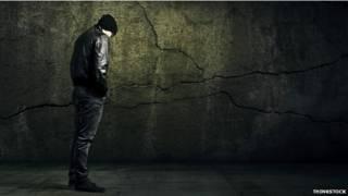 Pessoa com depressão (Thinkstock)