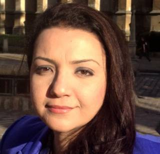 BBC记者沙玛·卡里尔